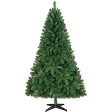 time 6 5ft grn jackson spruce artificial tree walmart