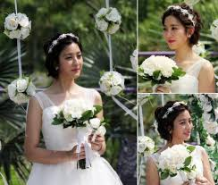 wedding dress korean 720p 720p jang wooyoung park se 2young 140301 wgm