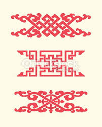 ornaments of china style vector thinkstock