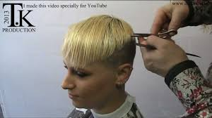 theo knoop new hair today sexy feminine ultra short silver platinum blond hairstyle short