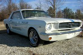 mustang of indianapolis pace car white 1964 ford mustang indianapolis pace car hardtop