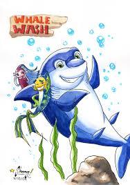 shark tale shongsalomon deviantart