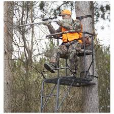 staying safe while from a tree stand review tips sowega