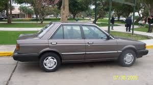 nissan sunny 1991 1991 nissan sentra information and photos momentcar