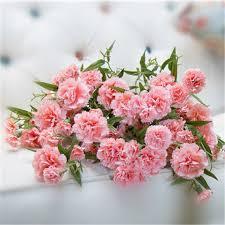 blumen geschenke zur hochzeit aliexpress künstliche nelken blumen bouquet diy blume