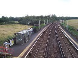 Hamble railway station