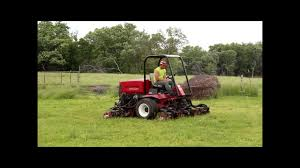 2000 toro reelmaster 6700d lawn mower for sale sold at auction