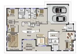 home design layout house plan 246 greenhill one storey home plan chris morris