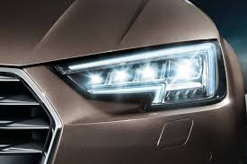 audi headlights in dark audi matrix led headlight technology does it work
