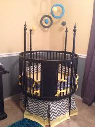 Ellery Round Crib by Round Baby Crib Soulful Where To Round Baby Cribs Also For Round