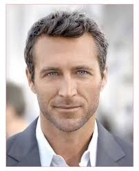 best haircut for round face for men with hairstyle for older men