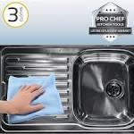 Resultado de imagen para pro chef kitchen 2 B00OICE9FI polishing rags