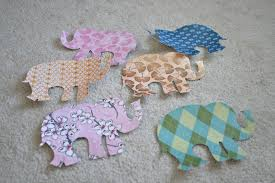 pinspiration monday elephant wall art dream green diy