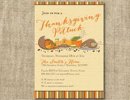 thanksgiving invitation blank template cogimbo us