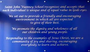 objectives of mission statement about us st john vianney stretford aims and objectives