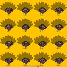 thanksgiving turkey patterns free digital turkey scrapbooking papers ausdruckbares