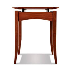 Floating End Table by Marcus Studio Side Table With Floating Top Furniture Store