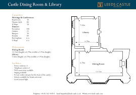 blueprint of a mansion conferences u0026 meetings at leeds castle in kent