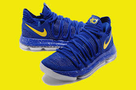 nike kd 10 finals pe blue gold for sale nike kd 10 sale