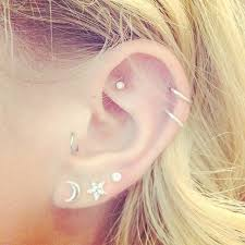 icing cartilage earrings 79 best piercings images on piercing ideas jewelry
