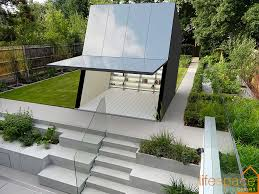 skyspace contemporary cabin exterior image life space cabins jpg