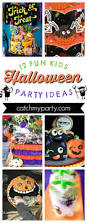 12 fun kids halloween party ideas catch my party