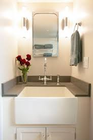 bathroom farmhouse bathroom sink copper vessel sinks