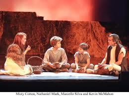 theater review children of eden cabrillo music theatre in los