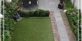 backyard ergonomic at glance artificial grass can seem