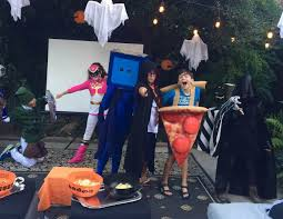 beaux mondes designs 2017 halloween costume party and sleep over