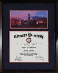 clemson diploma frame dual diploma frame diploma frame eastern kentucky