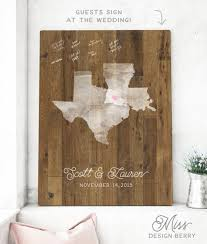 guest sign in ideas 10 gorgeous wedding map guest book alternatives
