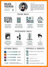 creative graphic design curriculum vitae memorable fun tk