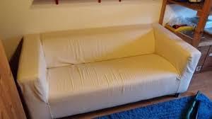 2er sofa weiãÿ ikea klippan 2er sofa weiß in nordrhein westfalen leverkusen