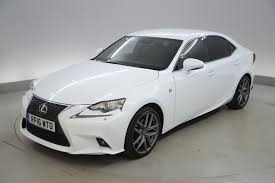 lexus is350 f sport uk used lexus is f sport for sale motors co uk