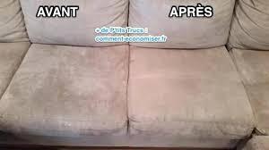 comment nettoyer un canapé comment decrasser un canape en cuir comment nettoyer canape en