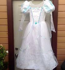 wedding dress costume ariel wedding dress ebay