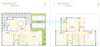 pacifica aurum villas in kelambakkam chennai project overview