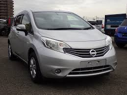 nissan note 2009 nissan note x dig s japanese used vehicles exporter tomisho
