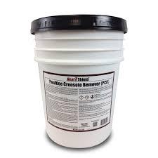poultice creosote remover 25 lb pail