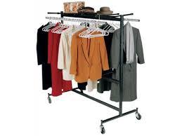 heavy duty portable coat rack 5 u00277