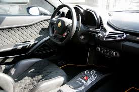 Ferrari 458 Blacked Out - ferrari 458 black carbon by anderson germany