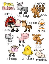 farm animals pack with montessori inspired activities farming