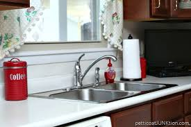 new kitchen faucet a has me dreaming of a new kitchen faucet petticoat