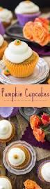 Pumpkin Cupcakes by Pumpkin Cupcakes With Brown Sugar Cream Cheese Frosting Sugar