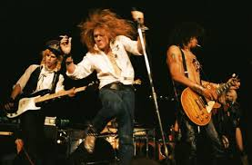 guns n roses at the sonic editions