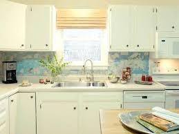 inexpensive kitchen backsplash ideas diy kitchen backsplash bloomingcactus me