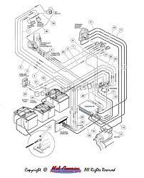 wiring diagram best sample 48 volt club car wiring diagram club