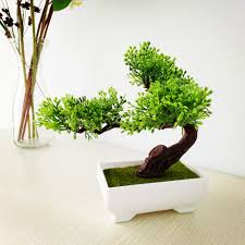 Fake Tree Home Decor by Popular Fake Bonsai Trees Buy Cheap Fake Bonsai Trees Lots From