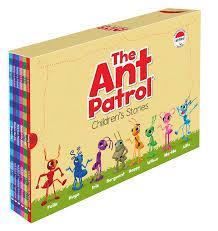 ant patrol children u0027s stories master institute